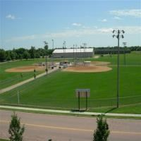 Cadwell Sports Complex Baseball Diamonds